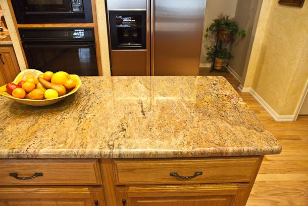 71 Best Granite Kitchen Countertops Islands Images On Pinterest
