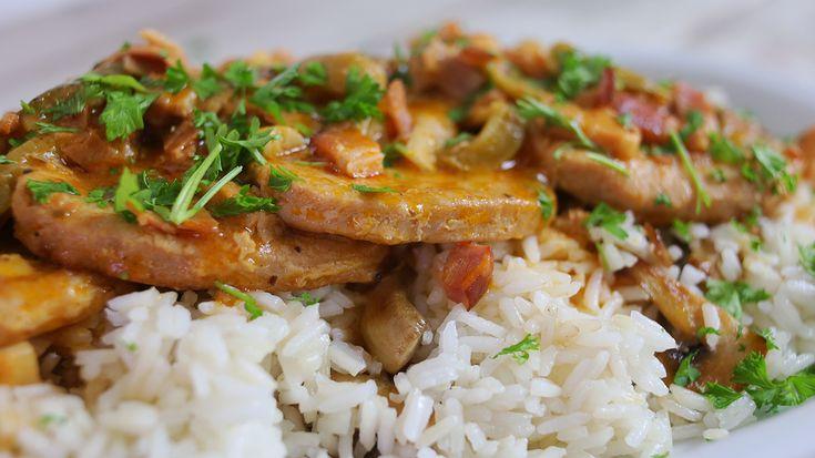 Sertésborda hentes módra - retró kaja a legjobb fajtából! - Street Kitchen