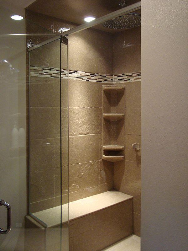 1000 images about bathroom redo on pinterest slate for Redoing bathroom walls