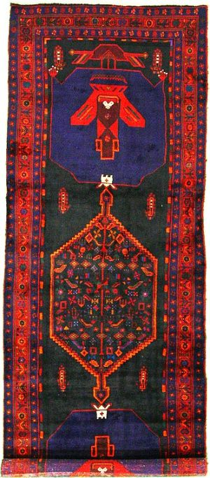 5' 1 x 14' 3 Sirjan Rug  on  Daily Rug Deals