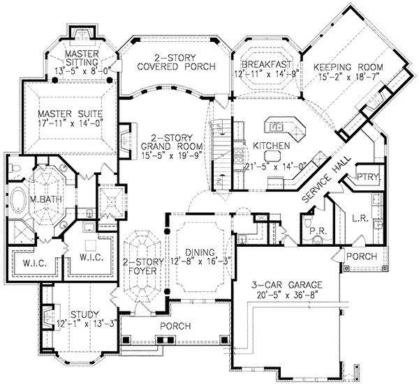 128 Best House Plans Images On Pinterest Future House