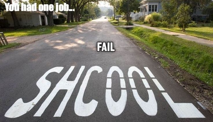 The ultimate FAIL! Can you believe this actually happened? Click to see more #lol signs. #funny #spon