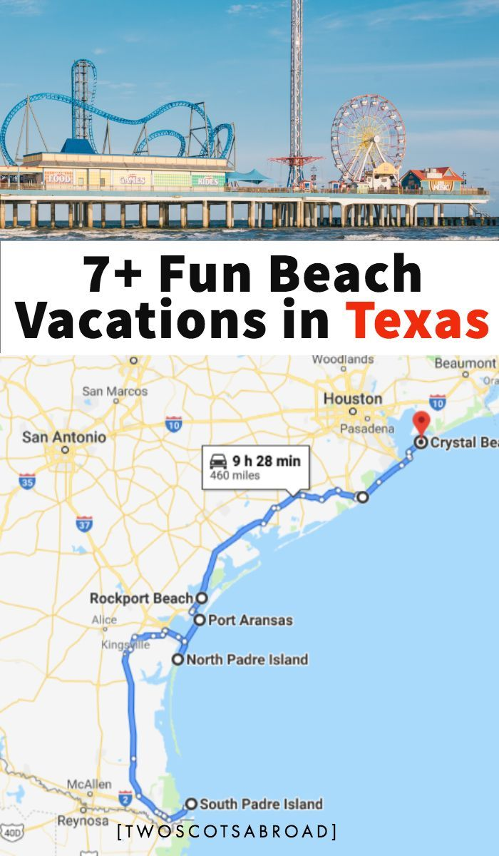 7 Best Texas Beach Towns Lone Star Has To Offer Texas Beaches Texas Beach Vacation Best Beaches In Texas