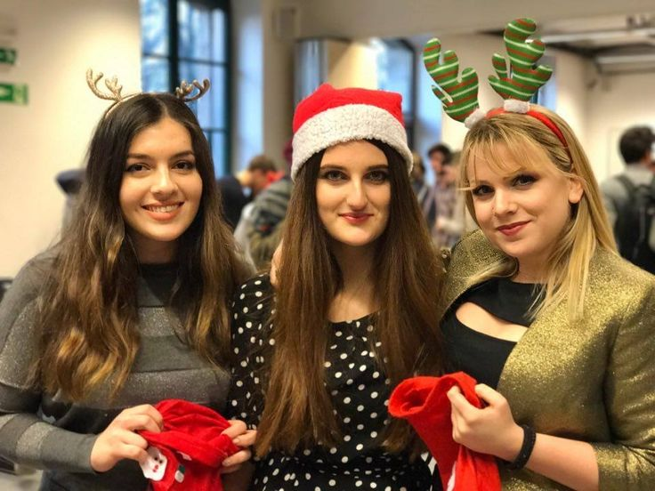 Another Erasmus semester came to an end and as we said our goodbyes we also has a surprise visit from Santa.
