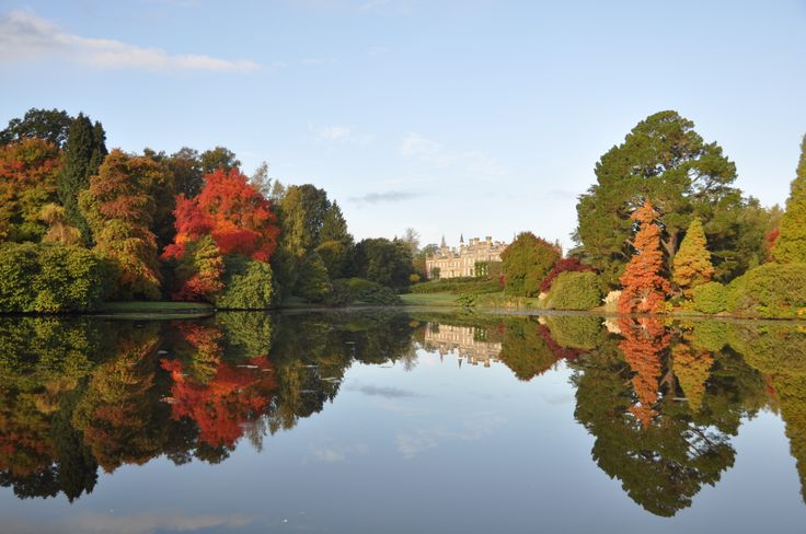 Consider buying membership to the National Trust.  Then your gift can be enjoyed all year! www.nationaltrut.org.uk