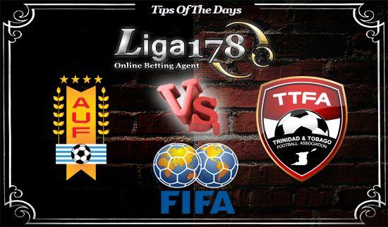 Prediksi Skor Uruguay Vs Trinidad And Tobago 28 Mei 2016