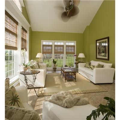 Casual Transitional Family Room by Sherry Burton Ways