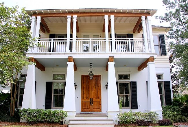 Southern Living Louisiana Idea House In TerraBella Village 650