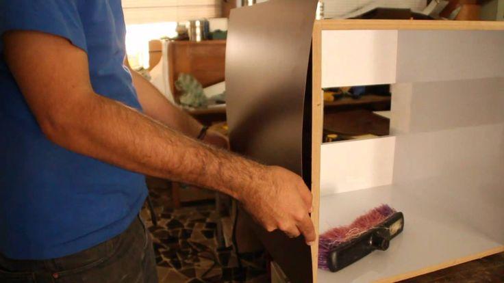 C mo hacer un mueble para ba o modermo diy 39 s pinterest - Como hacer un mueble de bano rustico ...