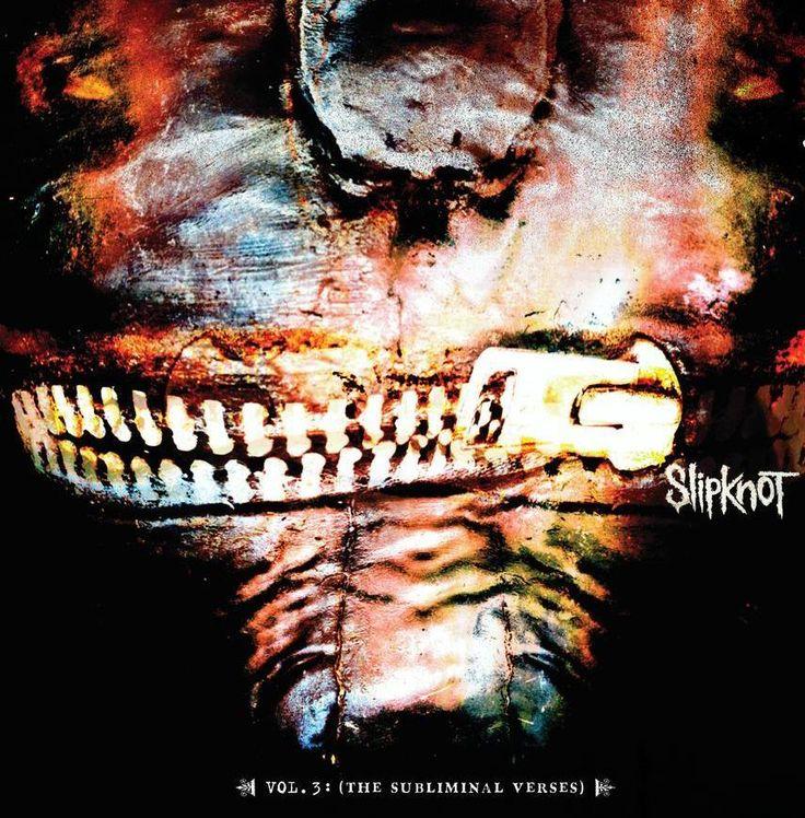 Slipknot - Slipknot Volume 3 (The Subliminal Verses)