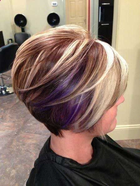 Excellent 1000 Ideas About Short Hair Colors On Pinterest Highlights Short Hairstyles For Black Women Fulllsitofus