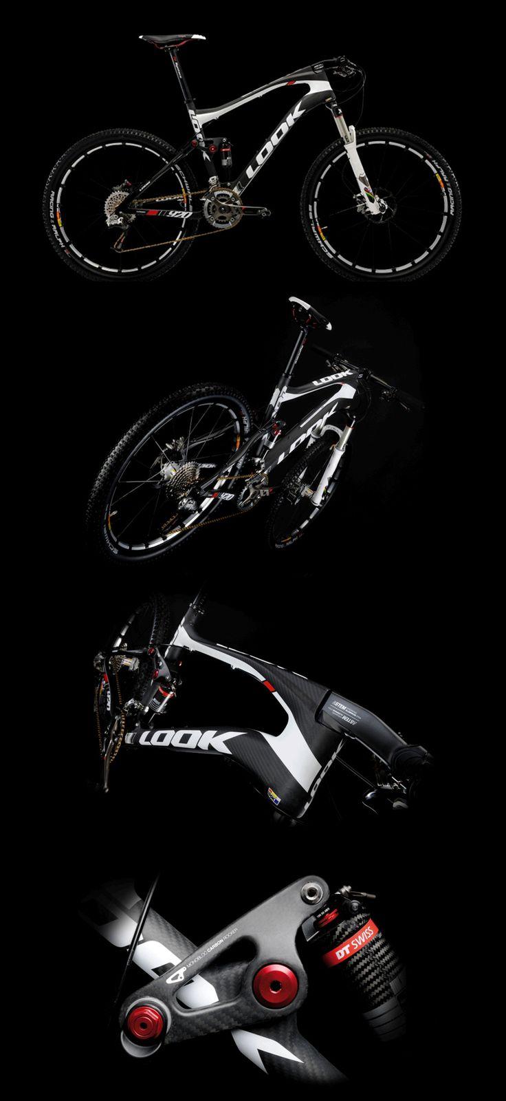 #LL @lufelive #mountainbiking #MTB Look 920 Carbon Kit mountain bike