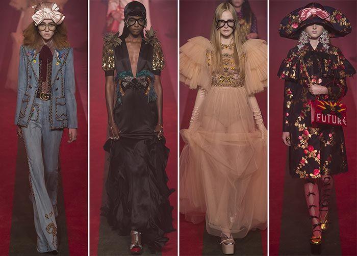 Gucci Spring/ Summer 2017 Collection – Milan Fashion Week