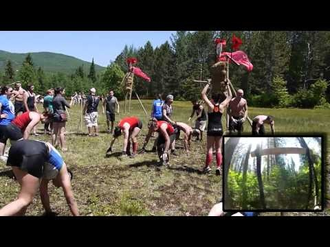 Mont Tremblant Super Spartan Race Video Review