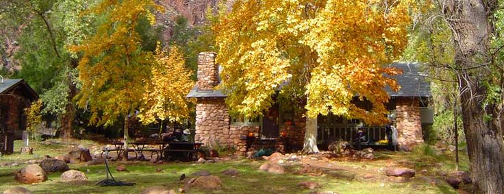 Phantom lodge at the bottom of the Grand Canyon.  Only accessable by rafting, hiking, or mule.  Would like visit, even if we don't stay overnight...