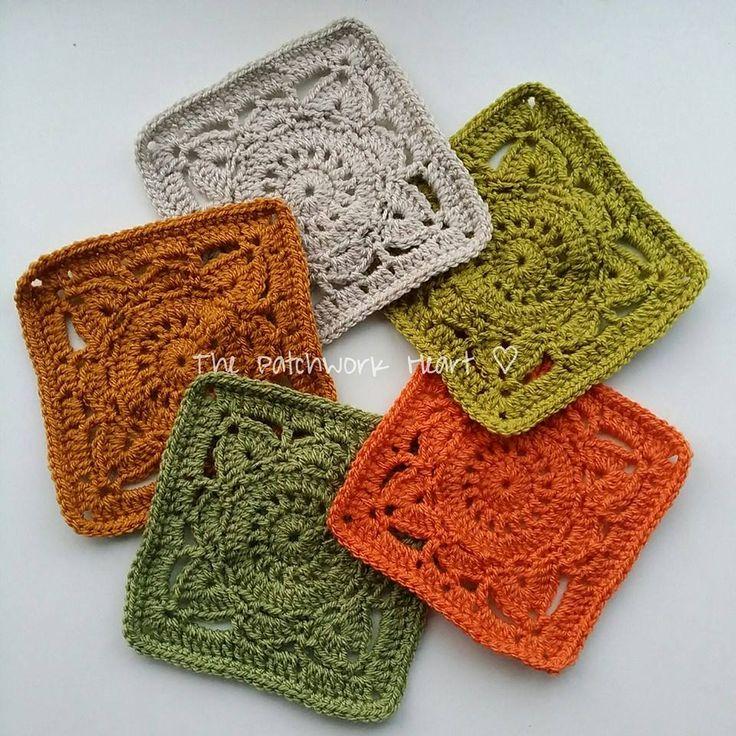 Crochet Granny Square Somalia Pattern : 25+ best ideas about Granny squares on Pinterest Crochet ...