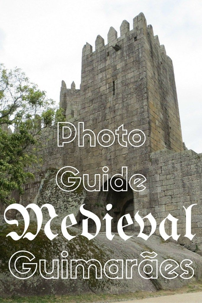 Photo Essay: A Day Spent In Medieval Guimar�es in Portugal. | #Portugal #Travel