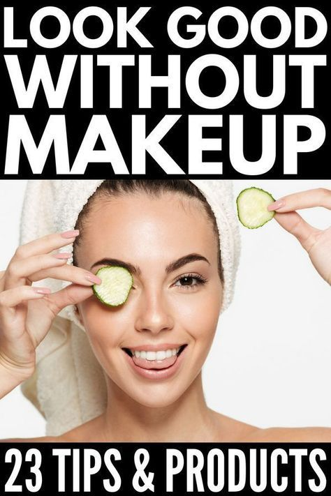 How to Look Pretty without Makeup | Beauty without makeup (or 'no makeup makeup') is possible with this collection of tips to help you get ready for school and work when you're in a rush! With simple tips for flawless skin, voluminous eyelashes, eyebrows that are on fleek, and more, these natural beauty hacks every girl should know are for you!  #beauty #beautytips #beautyhacks #nomakeup #makeuphacks #makeuptips #naturalbeauty #beautyroutine #skinroutine #morningroutine