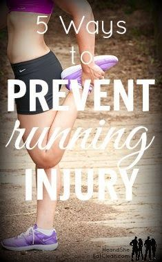 5 Easy Ways to Prevent Running Injuries ~ He and She Eat Clean