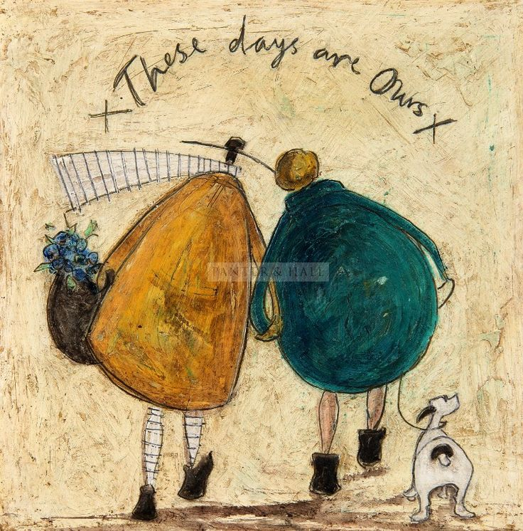 """Panter & Hall: Sam Toft - """"These Days are Ours"""" 2015"""