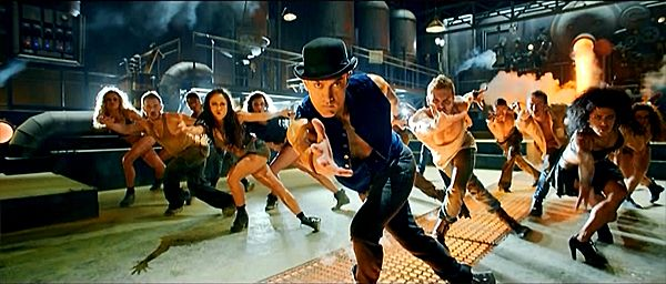 "Aamir Khan in ""Dhoom Tap"" from *Dhoom 3* (2013) 