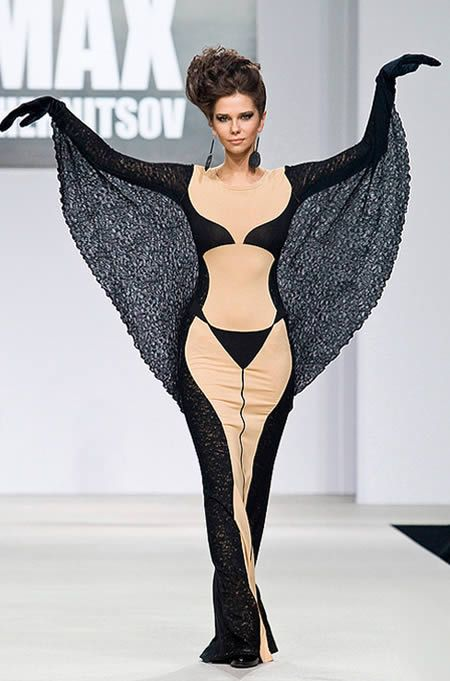 15 Wackiest Fashion Runway Trends (runway trends) - ODDEE