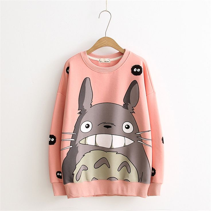 Buy My Neighbor Totoro Hoodie With Ears - Free Shipping Worldwide
