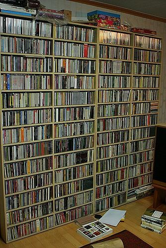 99 Best Images About Cd Dvd Storage Ideas On Pinterest