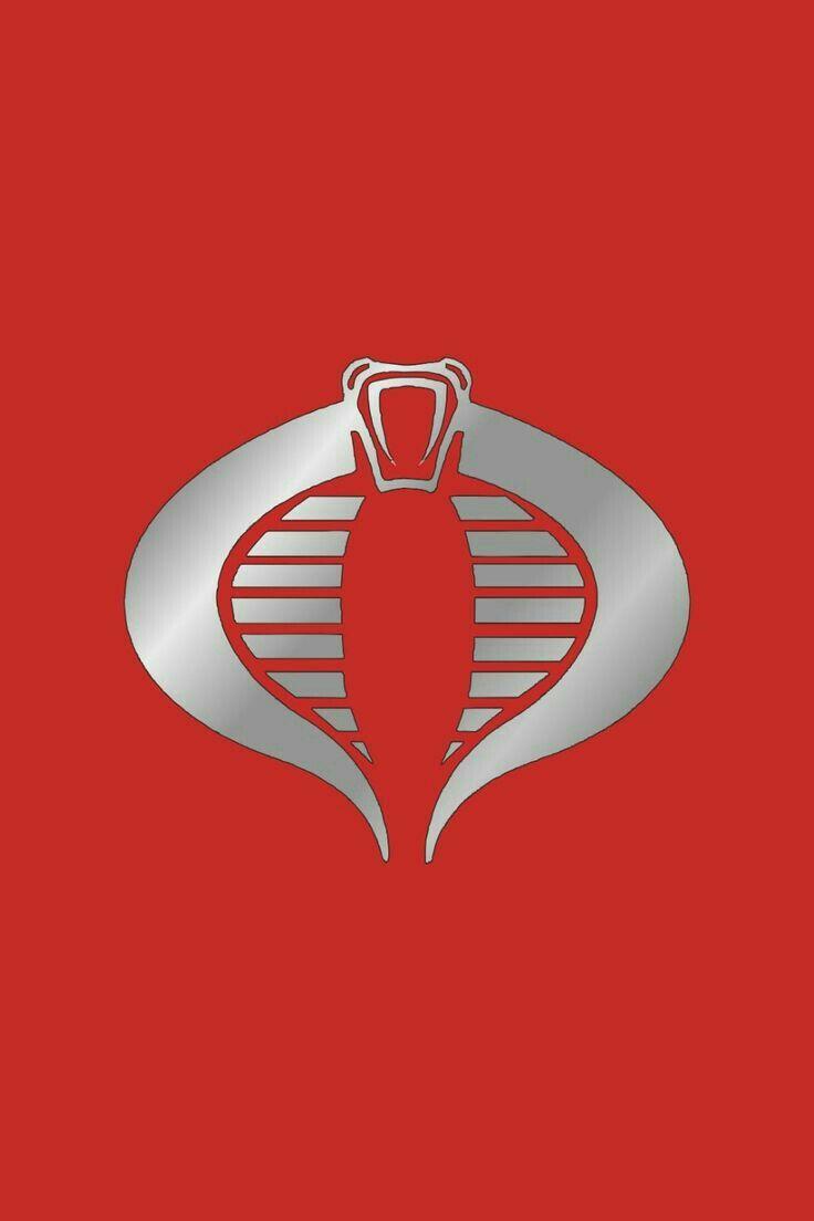 Firefly Cobra Enemy Logo Gi Joe Gi Joe Cobra Cobra Art
