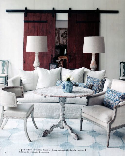 Fortuny cushions | Pamela Pierce - Houston, TX