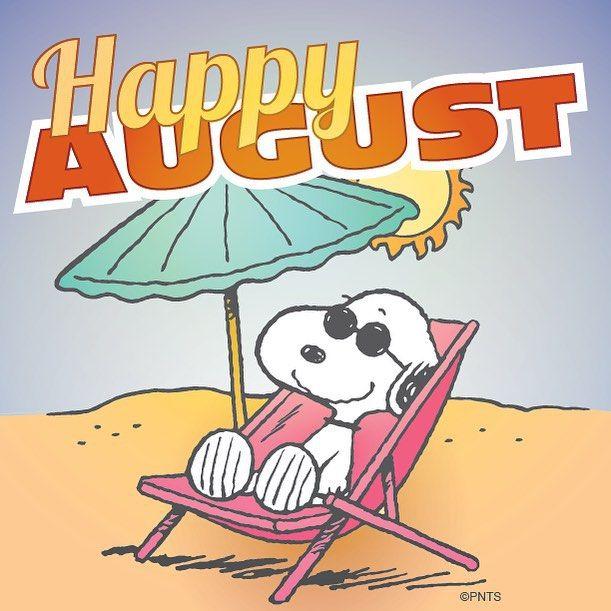 Hello August! #HelloAugust #NewMonth