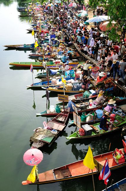 Hat Yai Floating Market Best Thailand Blog http://www.phuketon.com