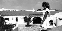 1980, Vale do Lobo - Roger Taylor Tennis Centre is completed