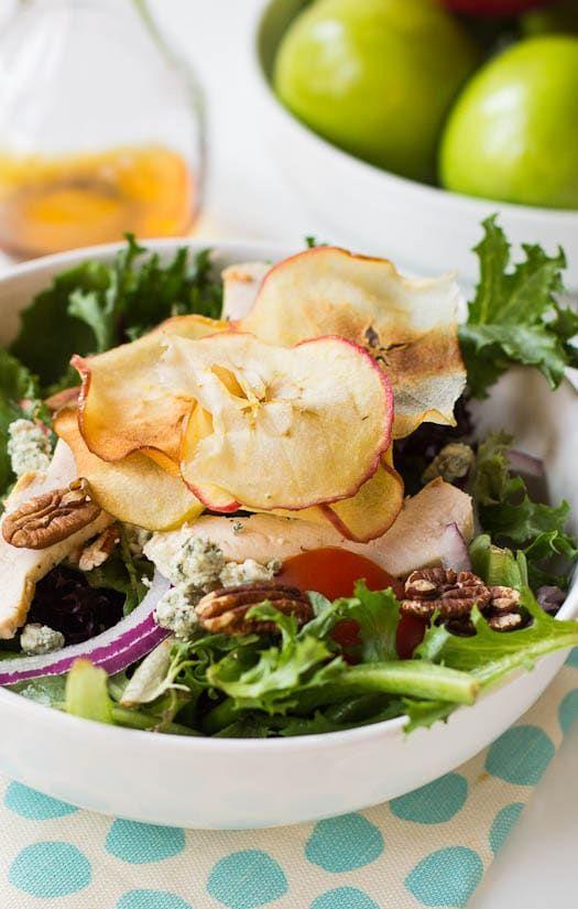 Fuji Apple Chicken Salad (Panera Copycat)