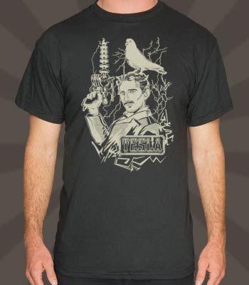 Tesla Power T-Shirt