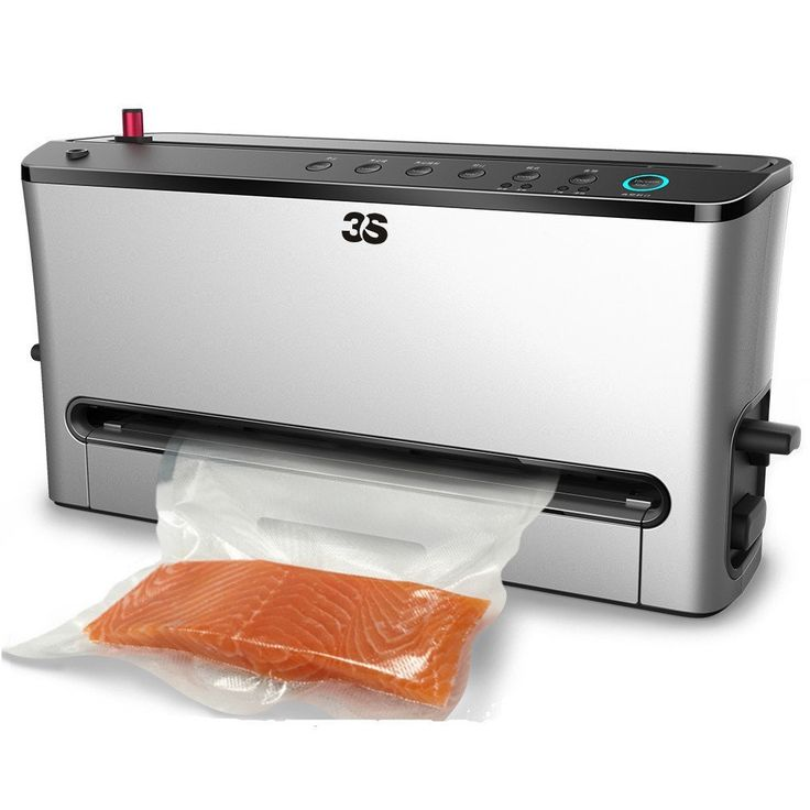 Holiday Promotion 3S Industrial Grade Premium Vacuum Preservation System | Easy to Use Large Vacuum Sealer Machine | Seals Flavor Keeps Food Fresh (1 Piece) *** See this great product.
