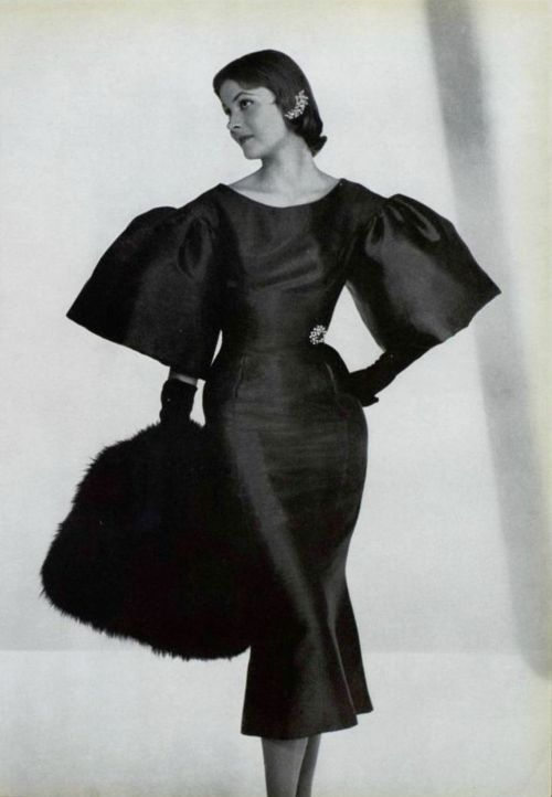 Marc Bohan Gown - 1953