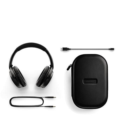 Bose® QuietComfort® 35 Noise-Cancelling Wireless Headphones with Case - Pattern/Print