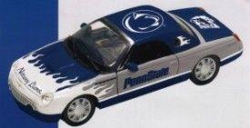 2002 Oklahoma University Ford Thunderbird -