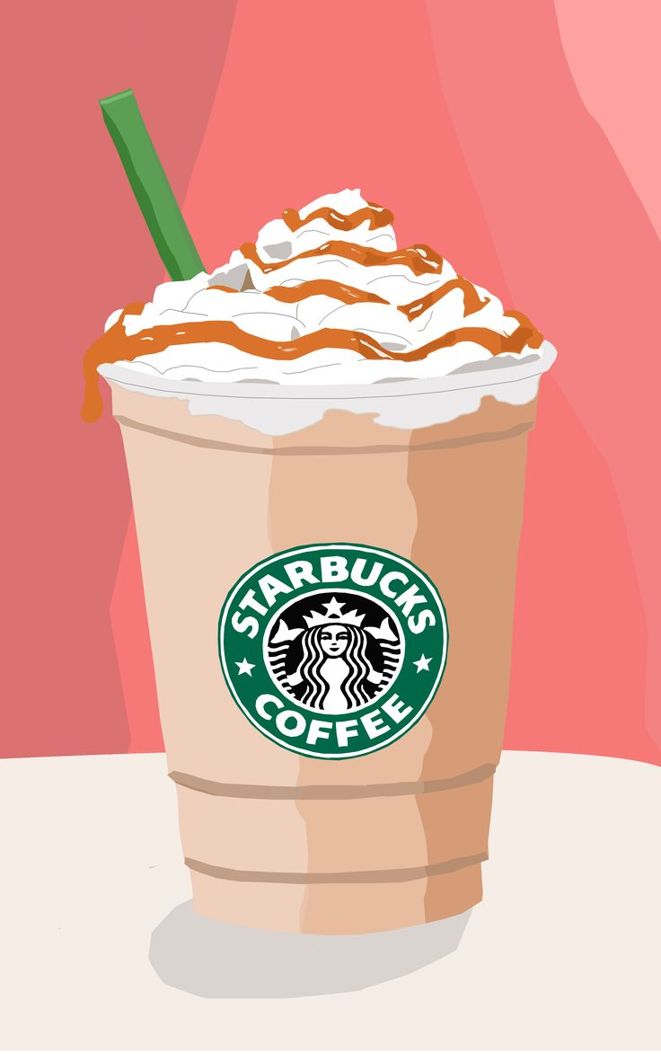 I love starbucks! My first vector selfmade :D