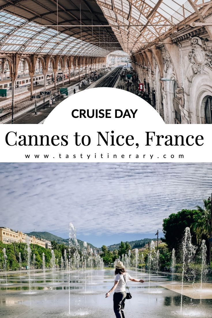 Day Journey: Cannes to Good, France