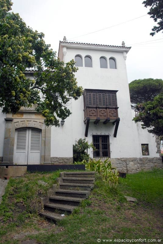 #PATRIMONIO - Mar del Plata vive en la Villa Mitre, una casa que deleita a los visitantes con el sinfín de historias que descansan en cada rincón. Fotos: Silvina Parma