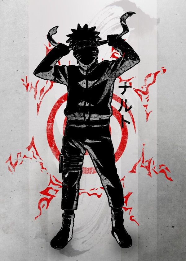 Crimson Ninja by Fanfreak