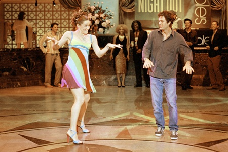 Jennifer Garner and Mark Rufalo in   13 Going On 30