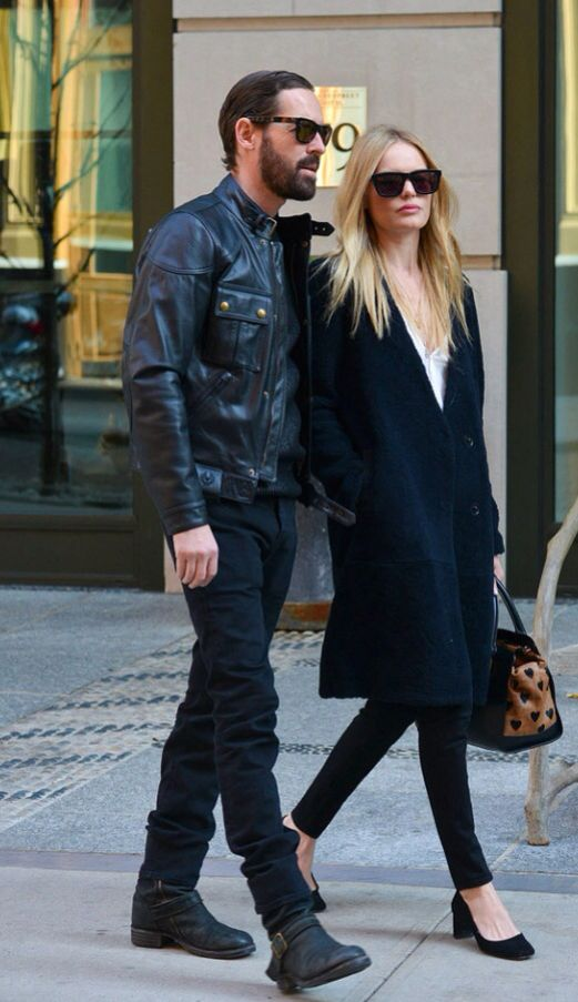 Newlyweds Kate Bosworth and Michael Polish take romantic NYC stroll