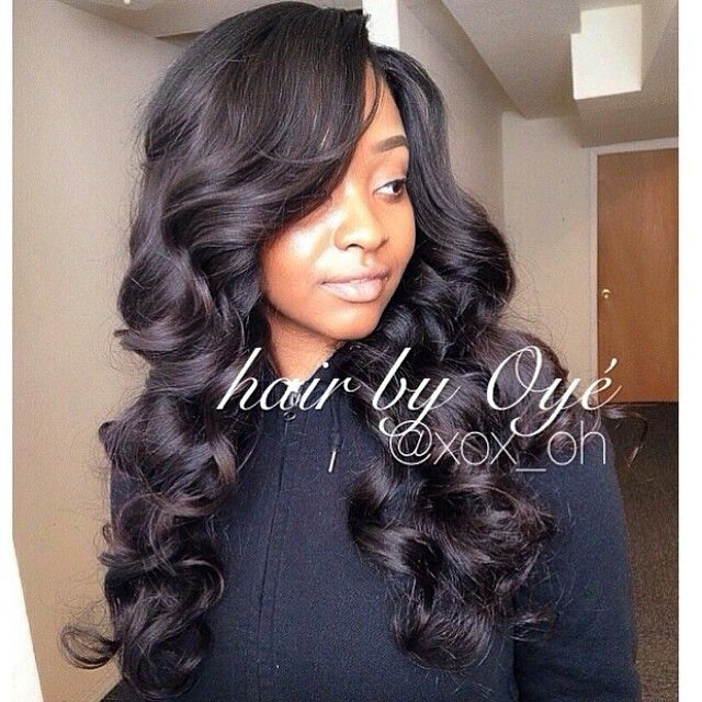 114 best sew in weave images on pinterest hair weaves tyra hot sale glueless full lace wig front lace wig pop body wave malaysian virgin hair with baby hair for black women u part wig pmusecretfo Images