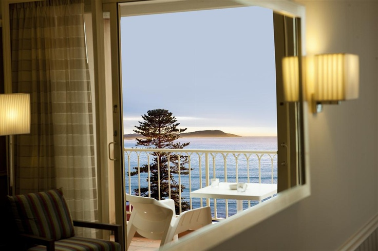 Ocean view room - Crowne Plaza Terrigal