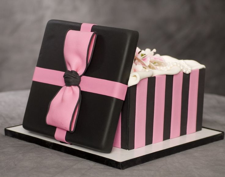 Best 25+ Gift box cakes ideas on Pinterest | Beautiful birthday cakes Happy birthday cakes and Wedding cake gift box & Best 25+ Gift box cakes ideas on Pinterest | Beautiful birthday ... Aboutintivar.Com