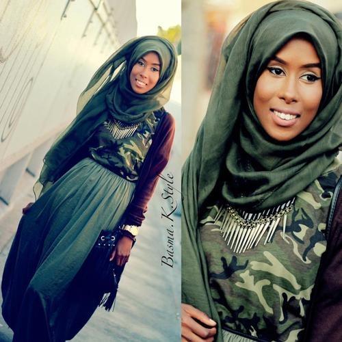 Baseema K. ♥ Muslimah fashion & hijab style