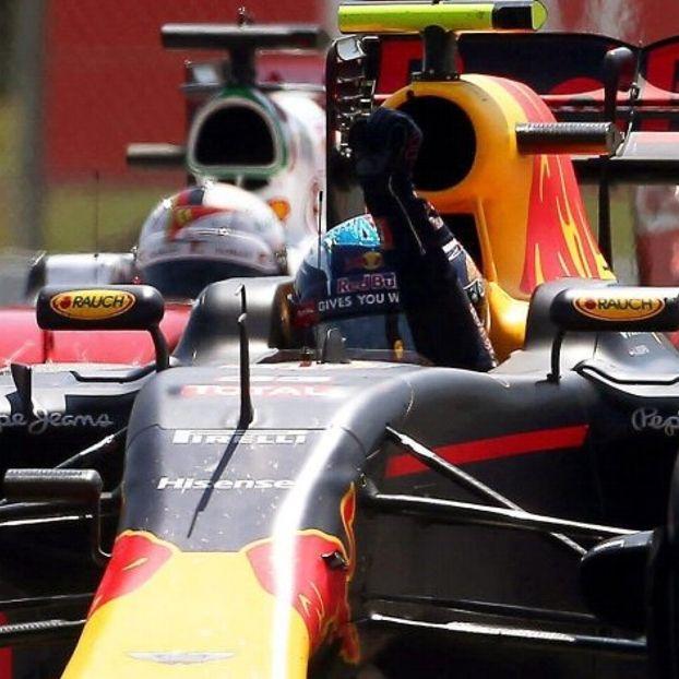 Max #Verstappen domina il GpSpagna